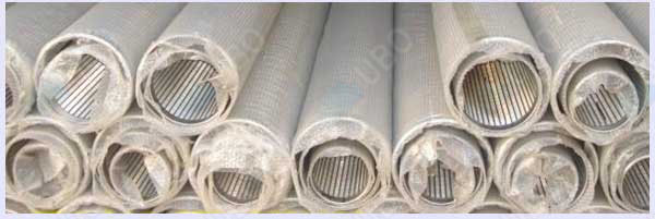 wedge wire pipe distributors and collectors for water treatment