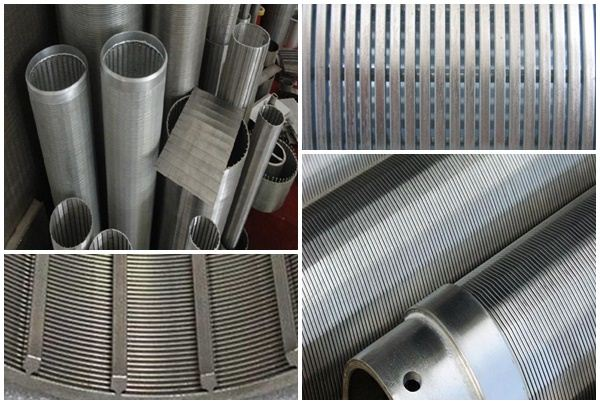 Industry wedge wire screen tube