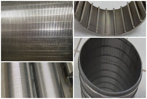 stainless steel screen pipe