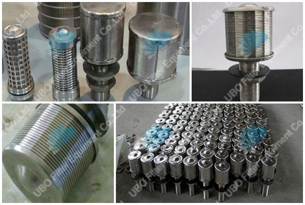 Stainless steel filter and filler nozzle for diesal tank