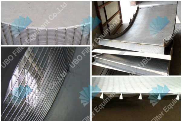 wire filter tank sieve plate for beer filtration