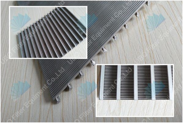 wedge welded screen wire mesh screen panel