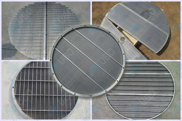wedge wire lauter tun screen manufactory for water screen