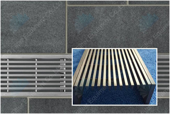 stainless steel wedge wire grate