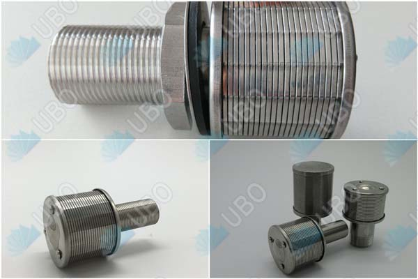 Wedge Wire Screen Nozzle