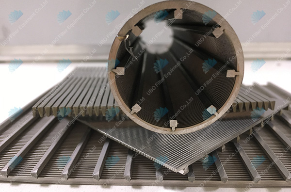 Johnson Wedge Wire Screen Tube Manufacturer