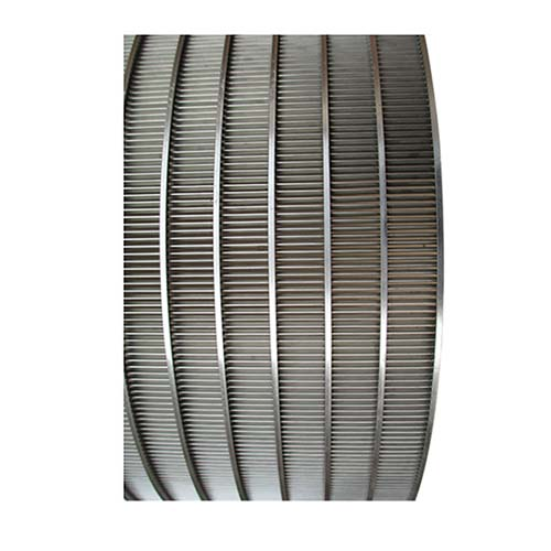 Stainless Steel Wedge Wire Filter Cartridge Mesh