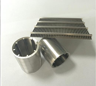 wedge wire filter screen oem
