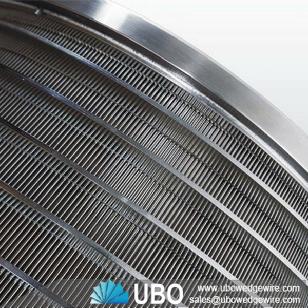 Stainless Steel Screens : Stainless steel perforated pipes wire slotted tubes