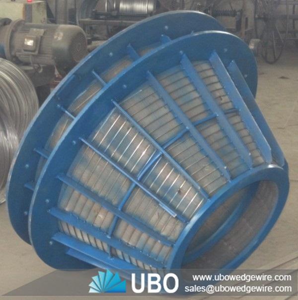 Centrifuge wedge wire mesh sieve screen basket,wedge wire screen ...