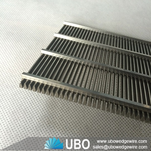 Stainless Steel Screens : Stainless steel wedge wire square sieve screen water