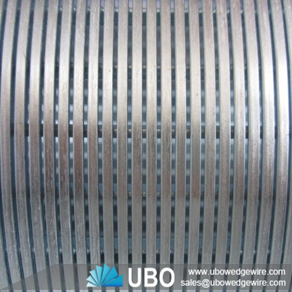 stainless steel looped wedge wire screen tube,wedge wire screen ...