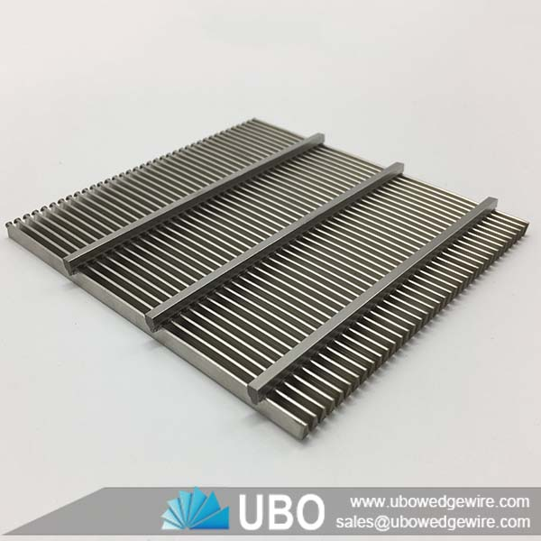 Stainless Steel Screens : Stainless steel wedge wire bar screens v screen panel