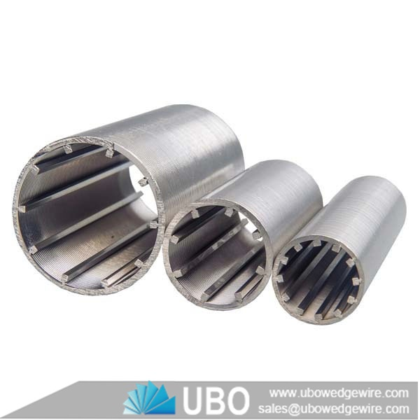 Steel Casing Pipes : Wire wrapped water well screen stainless steel casing pipe