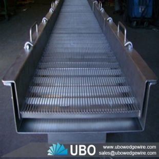 Vibrating Screen Panel for Filtration