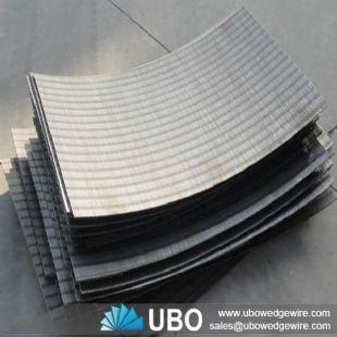 Sieve Bend Screen For Starch Making Equipment
