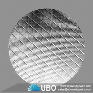 stainless steel wedge wire lauter tun screen