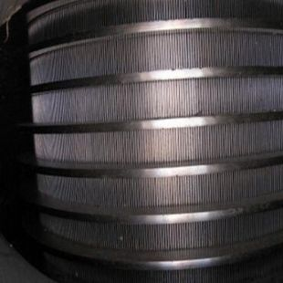 stainless steel 316 wedge wire screen cylinder basket