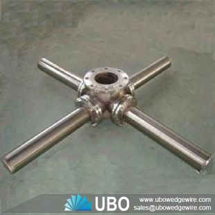 hub laterals factory for exchange resin