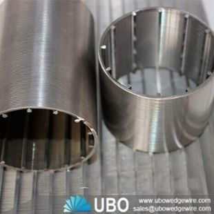 Stainless Steel 200 micron Wedge Wire Screen
