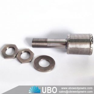 AISI304 Wedge Wire Screen Filter Nozzle manufactuer