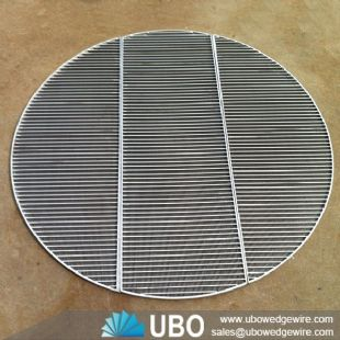 Stainless steel Johnson wedge wire lauter tun screen