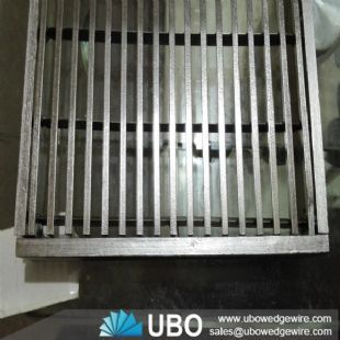 Stainless steel mine sieving mesh for waster water treatment