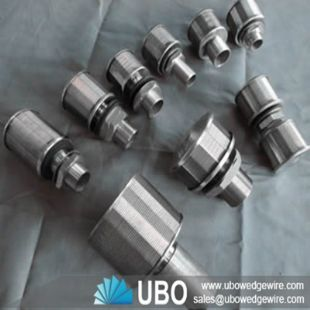 Automatic Ion Exchange Mixed Bed Equipment Nozzle Filter