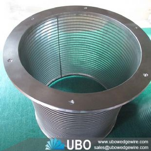 high filtering accuracy paper machine basket