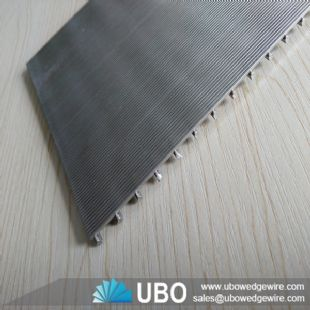 ss wedge wire screen plate product