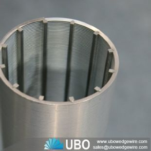 Welded Wedge Wire Screen Cylinder