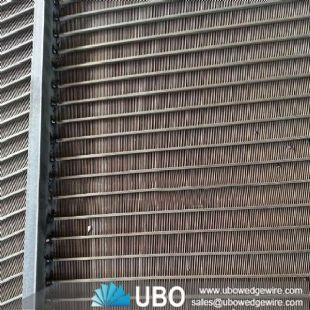 drum sieve mesh for food processing