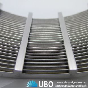 Stainless Steel 304 Wedge Wire Screen Pipe