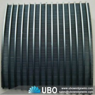 Wedge Wire 304 Curve Screen for Water Filtration