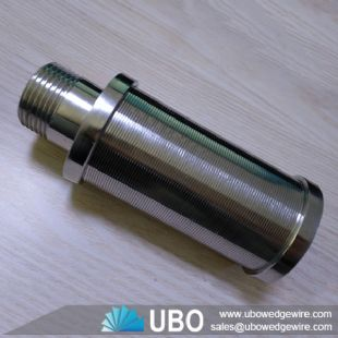 SS Johnson Screen Water Sand Filter Nozzle Strainer
