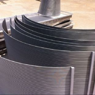 Stainless Steel Wedge Water V wire Slot DSM Screens