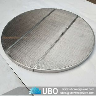 Johnson wedge wire lauter tun screen panel for beer equipment