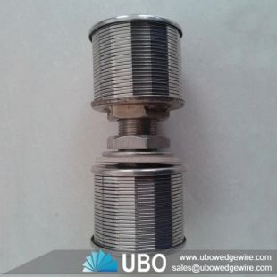 Johnson screen filter nozzle strainer for sugar mill