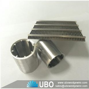stainless steel wedge wire screen plate