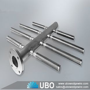 stainless seel header lateral