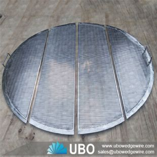 New type lauter tun false bottom screen plate with handle