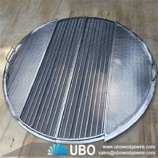 Stainless steel wedge wire lauter tun screen for beer equipment false bottom