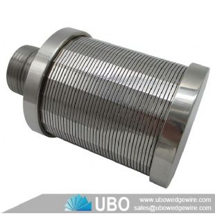 AISI 304 Wedge wire screen nozzle