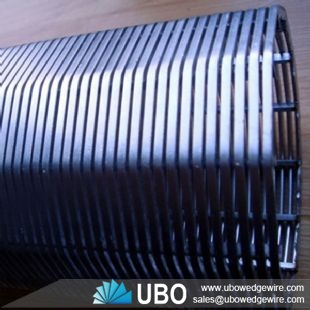 Wedge Wire Screen Filter Pipe for Oil Well