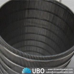 Wire Wrapped Water Well Screen Casing Pipe Manufacturer