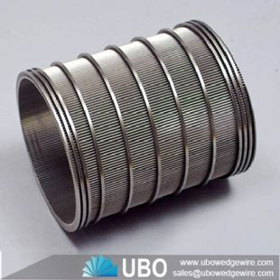 Industrial Wedge Wire Screens stainless filter