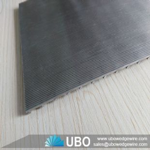 professional wedge wire flat screen