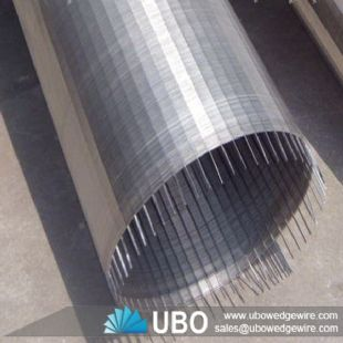 stainless steel screen pipe for oil filtration