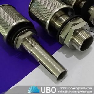 stainless steel high pressure filter in rotary turbo nozzle