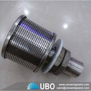 water filteration of filter nozzle